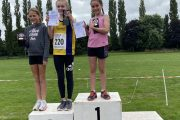 Under 11 Girls Champions
